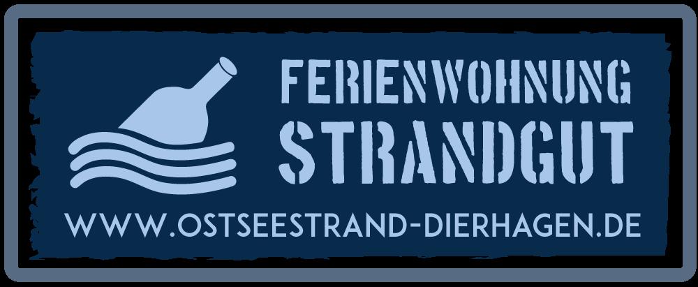 Ostseebad Dierhagen Strandgut Logo