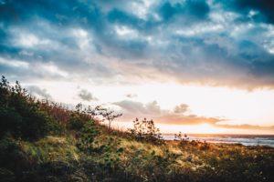 Dierhagen Sonnenuntergang 2019
