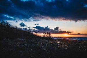Ostseebad Dierhagen - Sonnenuntergang