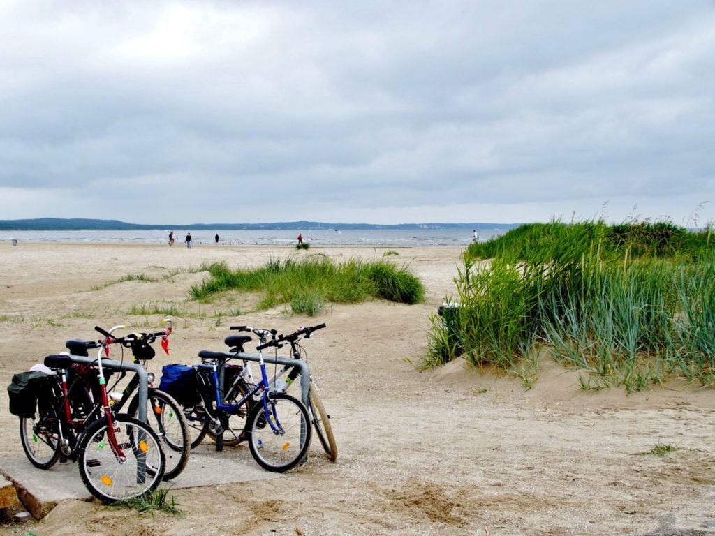 Küstentour per Fahrrad