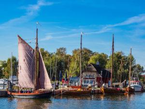 Ostseebad Dierhagen - Hafen