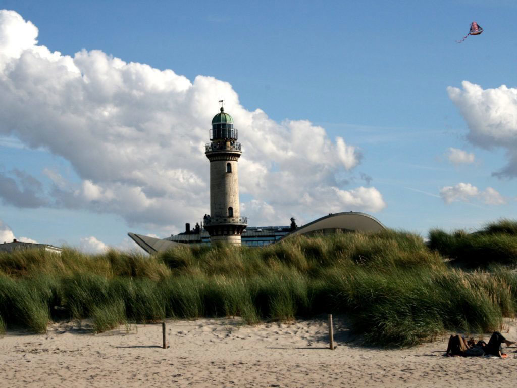 Warnemünde - Leuchtturm