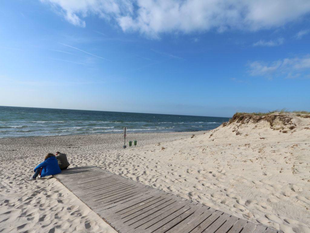 Strandzugang bei Dierhagen