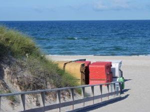 Ostseebad Dierhagen - Strandzugang