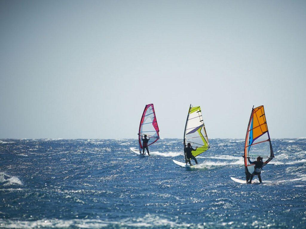 Kitesurfen - Wassersport bei Dierhagen
