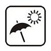 Piktogramm09 in Ferienwohnung Strandgut - Ausstattung & Merkmale