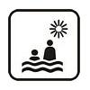 Piktogramm15 in Ferienwohnung Strandgut - Ausstattung & Merkmale